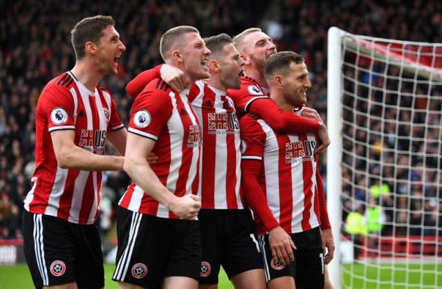 Premier League - Sheffield United v Norwich City