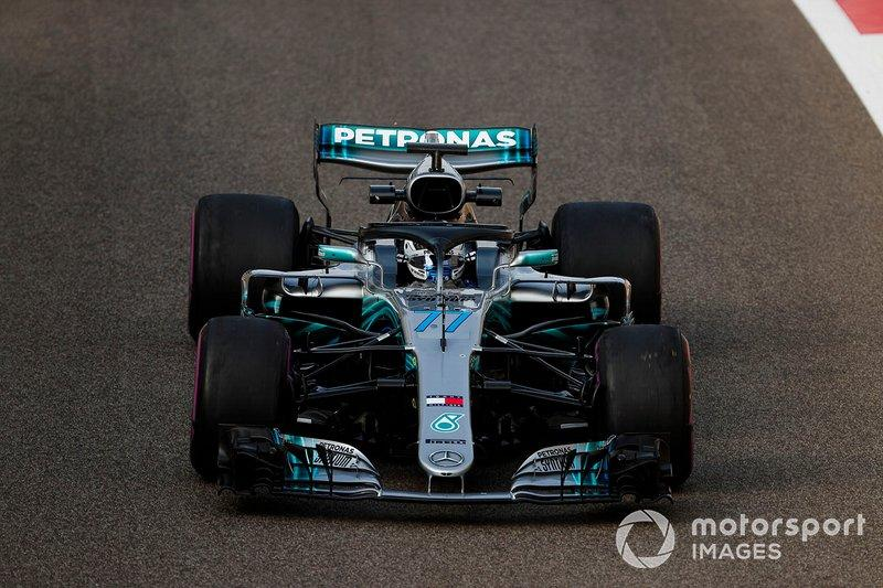 """Mercedes AMG F1 W09 (2018)<span class=""""copyright"""">Zak Mauger / Motorsport Images</span>"""