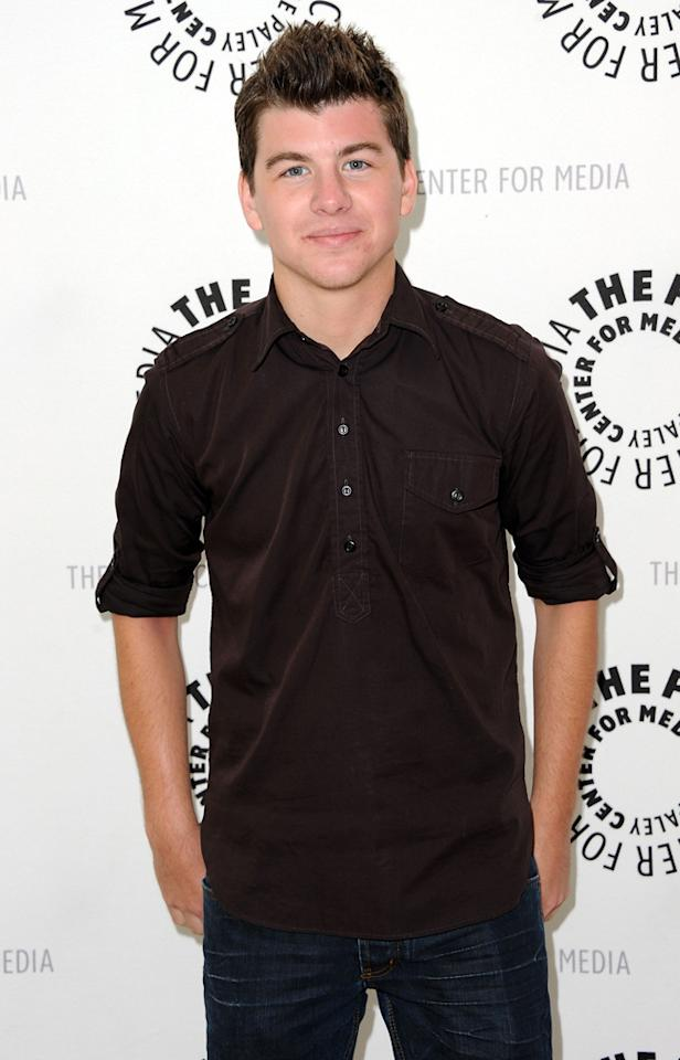 "Bubba Lewis arrives at the Season 2 premiere screening of ""Awkward"" at The Paley Center for Media on June 21, 2012 in Beverly Hills, California."