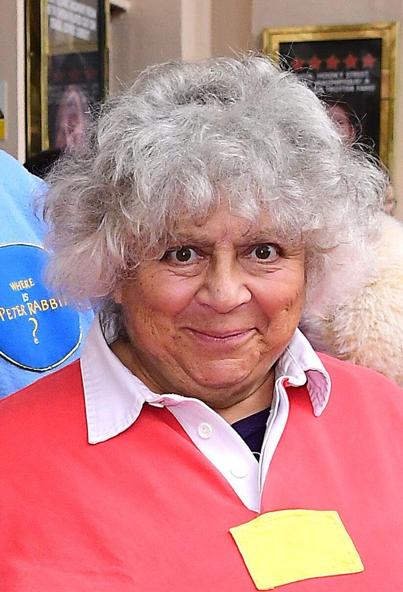 Miriam Margolyes  (Photo: PA)