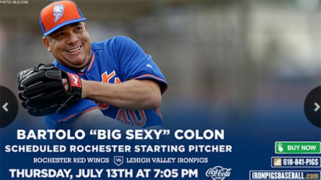 Colon, Promotion