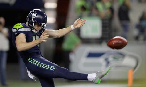 Seahawks' Michael Dickson on his growing arsenal of punts