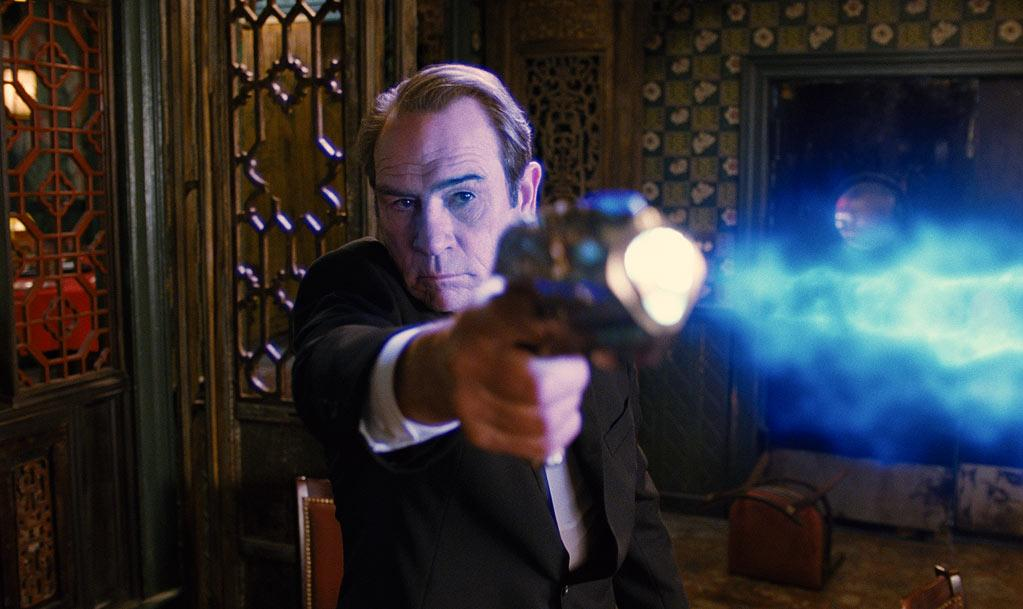 "Tommy Lee Jones in Columbia Pictures' ""Men in Black 3"" - 2012"