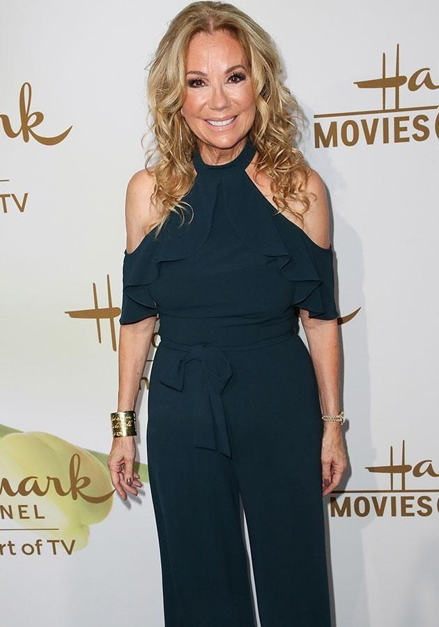 Kathie has been a staple on US TV screens for many years. Source: Getty