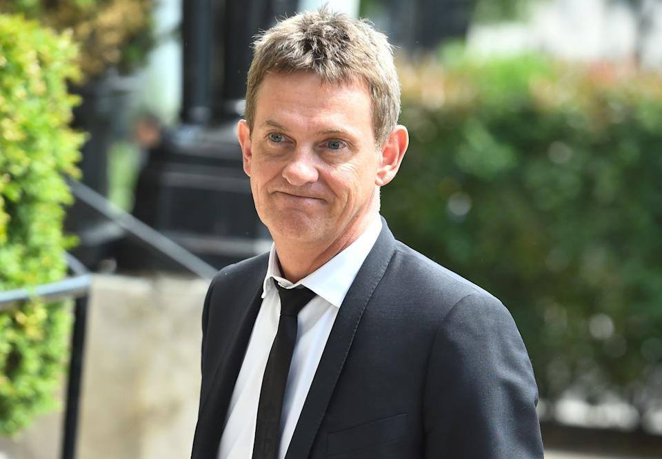 Matthew Wright has apparently been sacked from TalkRadio (Credit: PA)