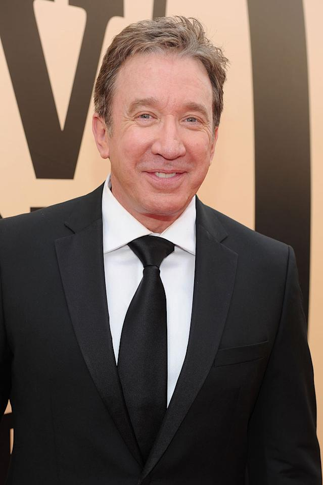 """Host Tim Allen arrives at the <a href=""""/the-8th-annual-tv-land-awards/show/46258"""">8th Annual TV Land Awards</a> held at Sony Studios on April 17, 2010 in Culver City, California. The show is set to air Sunday, 4/25 at 9pm on TV Land."""
