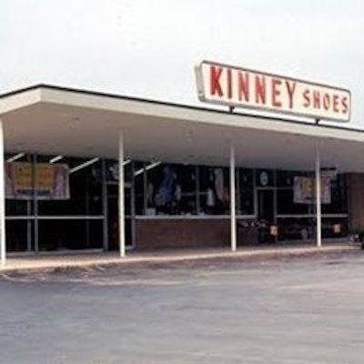 <p>Before Foot Locker was in every mall in America, we had Kinney Shoes. And I mean that literally: The company actually rebranded into Foot Locker!</p>