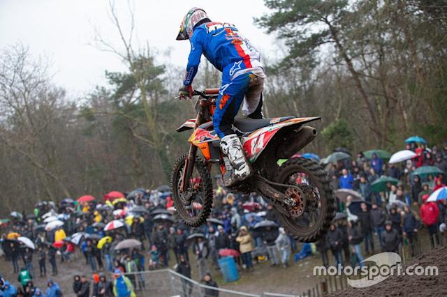 "Jeffrey Herlings, Red Bull KTM Factory Racing <span class=""copyright"">Ray Archer/KTM Media Library</span>"