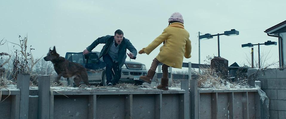 """<p>In this thriller, <a class=""""link rapid-noclick-resp"""" href=""""https://www.popsugar.co.uk/Sam-Worthington"""" rel=""""nofollow noopener"""" target=""""_blank"""" data-ylk=""""slk:Sam Worthington"""">Sam Worthington</a> plays Ray, a father who rushes his daughter to the hospital after she breaks her arm during a road trip, only to wake up in the waiting room (where he is sleeping while his daughter and his wife, Lily Rabe, complete the girl's MRI) to find that no one in the hospital has any recollection of his family ever having checked in.</p> <p><a href=""""http://www.netflix.com/title/80223997"""" class=""""link rapid-noclick-resp"""" rel=""""nofollow noopener"""" target=""""_blank"""" data-ylk=""""slk:Watch Fractured on Netflix now."""">Watch <strong>Fractured</strong> on Netflix now.</a></p>"""