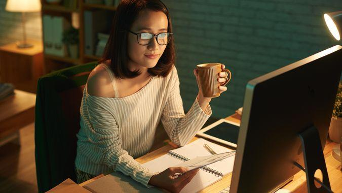 freelancer, remote worker, work from home