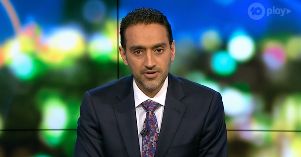 Waleed Aly on the project.