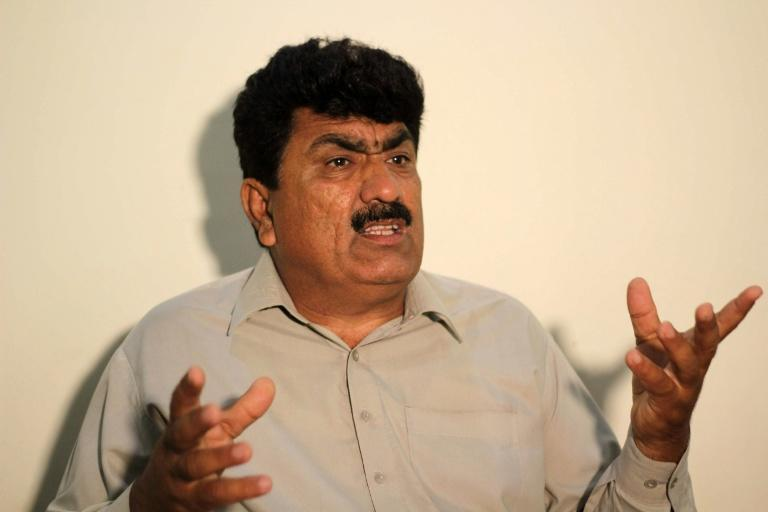 Jamil Afridi, the elder brother of jailed Pakistani doctor Shakil Afridi who was recruited by the CIA to help find Osama bin Laden