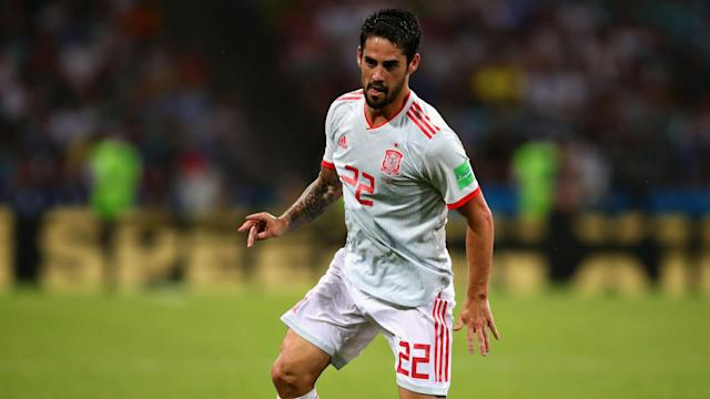 Julen Lopetegui's swift departure from Spain has caught the headlines but Isco is pleased to see him take charge of Real Madrid for 2018-19.
