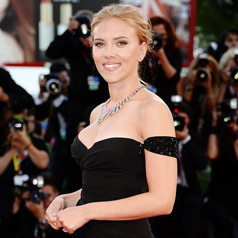 "Scarlett Johansson Pregnant: ""I'm Not Having Kids Anytime Soon,"" She Said in December 2012"