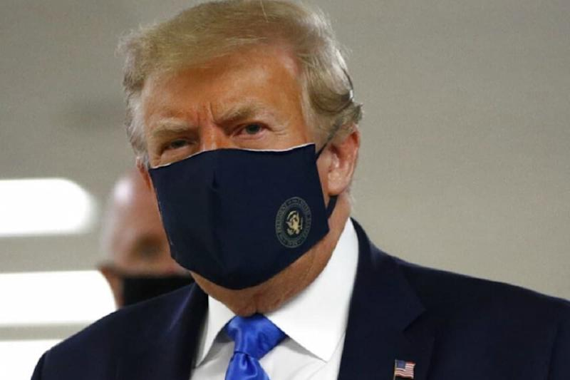 US Hits 5 Million Virus Cases as Trump Criticised Over Relief Package