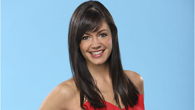 """The Bachelorette"" - Desiree Hartsock"