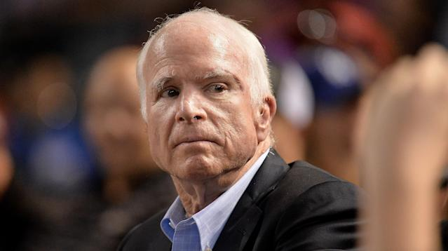 Arizona's governor has endorsed a last-minute effort to repeal the Affordable Care Act, potentially giving a key skeptic of past repeal efforts, Sen. John McCain (R-Ariz.), more reason to vote yes this time.