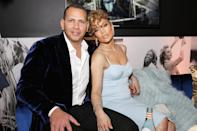 "<p><a href=""https://people.com/celebrity/jennifer-lopez-alex-rodriguez-moving-together-excited-future/"" rel=""nofollow noopener"" target=""_blank"" data-ylk=""slk:PEOPLE reported"" class=""link rapid-noclick-resp"">PEOPLE reported</a> that the pair were taking the next step in their relationship and moving in together. </p> <p>""They will invest together in a new home when they find the perfect one,"" said a source. ""They are starting to make more financial decisions together. It's nice for Jennifer to be with a man who has his own money and spends it wisely.""</p>"