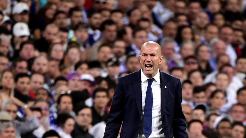 "Real Madrid, Zidane : ""Benzema ? Pour mettre des buts on a Cristiano et Morata"""