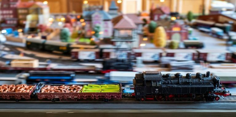 Coronavirus lockdowns have given model train enthusiasts plenty of time to devote to their hobby