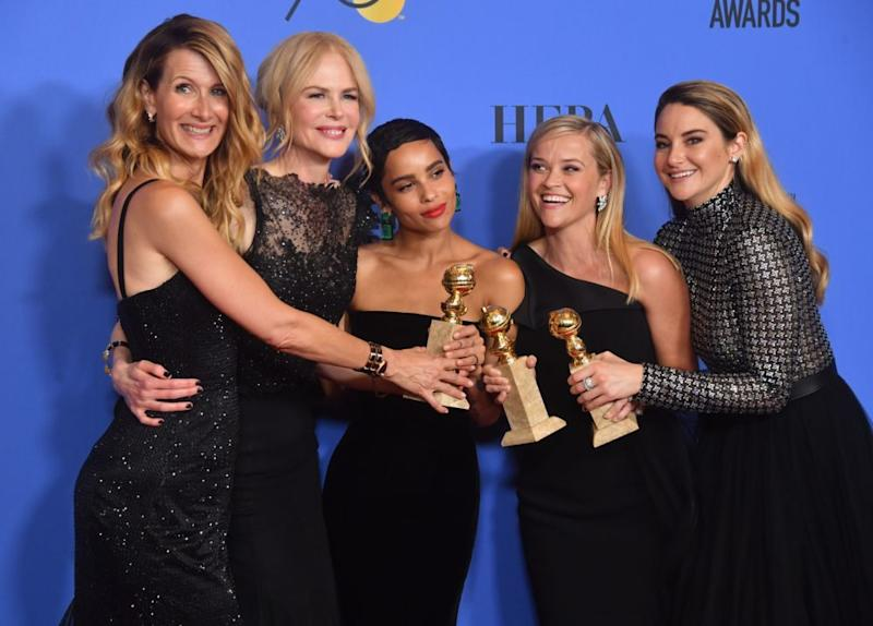 11 most empowering moments for women at the 2018 Golden Globes