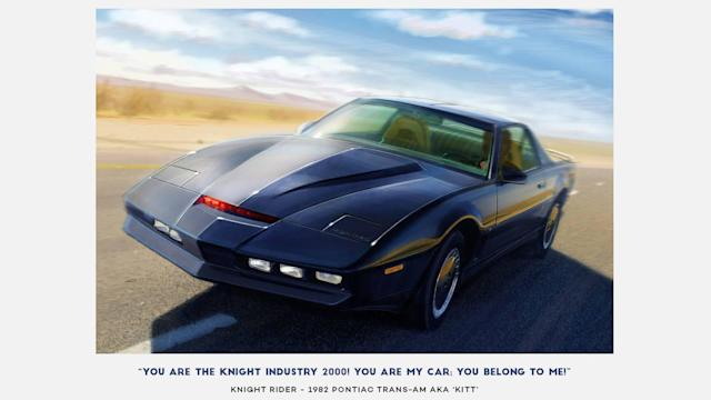 "<p>Along with the Batmobile, the <a href=""https://www.motor1.com/news/?tag=knight%20rider"" rel=""nofollow noopener"" target=""_blank"" data-ylk=""slk:Knight Industries Two Thousand a.k.a KITT"" class=""link rapid-noclick-resp"">Knight Industries Two Thousand a.k.a KITT</a> is probably the most iconic among the cars in this list. KITT is David Hasselhoff's buddy here, a Pontiac Trans Am that he could talk to, can withstand extreme temperatures, drive by itself, and can go from o to 60 miles per hour in just two seconds. A futuristic car, something that <a href=""https://www.motor1.com/news/237995/jay-leno-drives-original-knight-rider/"" rel=""nofollow noopener"" target=""_blank"" data-ylk=""slk:Jay Leno enjoyed to drive"" class=""link rapid-noclick-resp"">Jay Leno enjoyed to drive</a>.</p>"