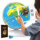 <p>Learn about the world with this <span>Shifu Orboot Augmented Reality Interactive Globe</span> ($35).</p>