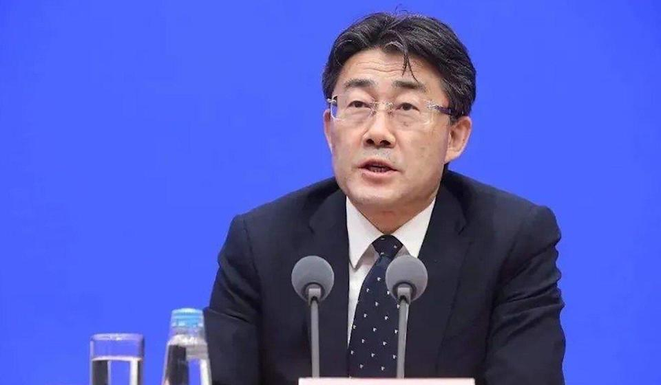 Gao Fu, the head of the Chinese Centre for Disease Control and Prevention. Photo: Handout