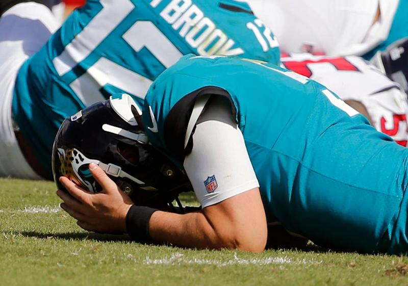 Blake Bortles had another day to forget