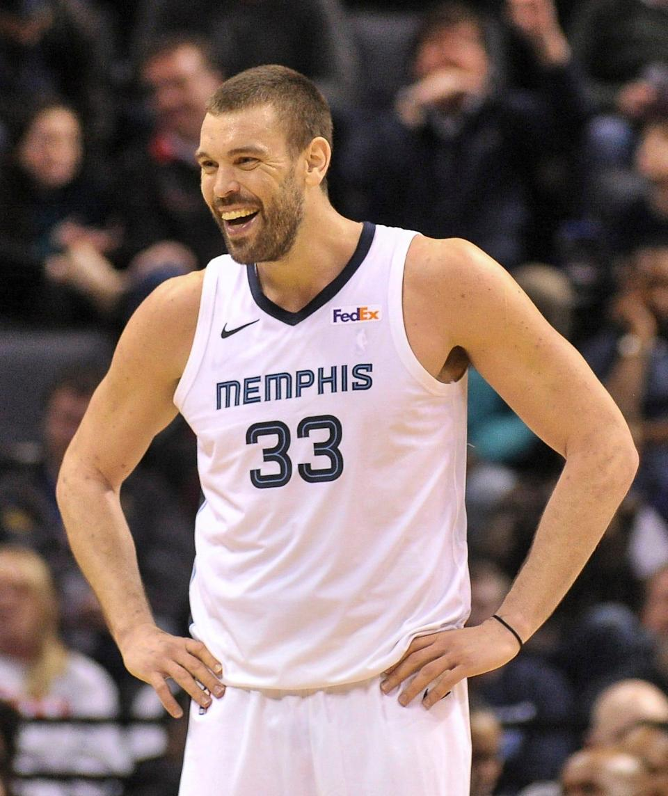 Marc Gasol has been re-acquired by the Memphis Grizzlies, but they plan to waive him so he can remain in Spain with his family.