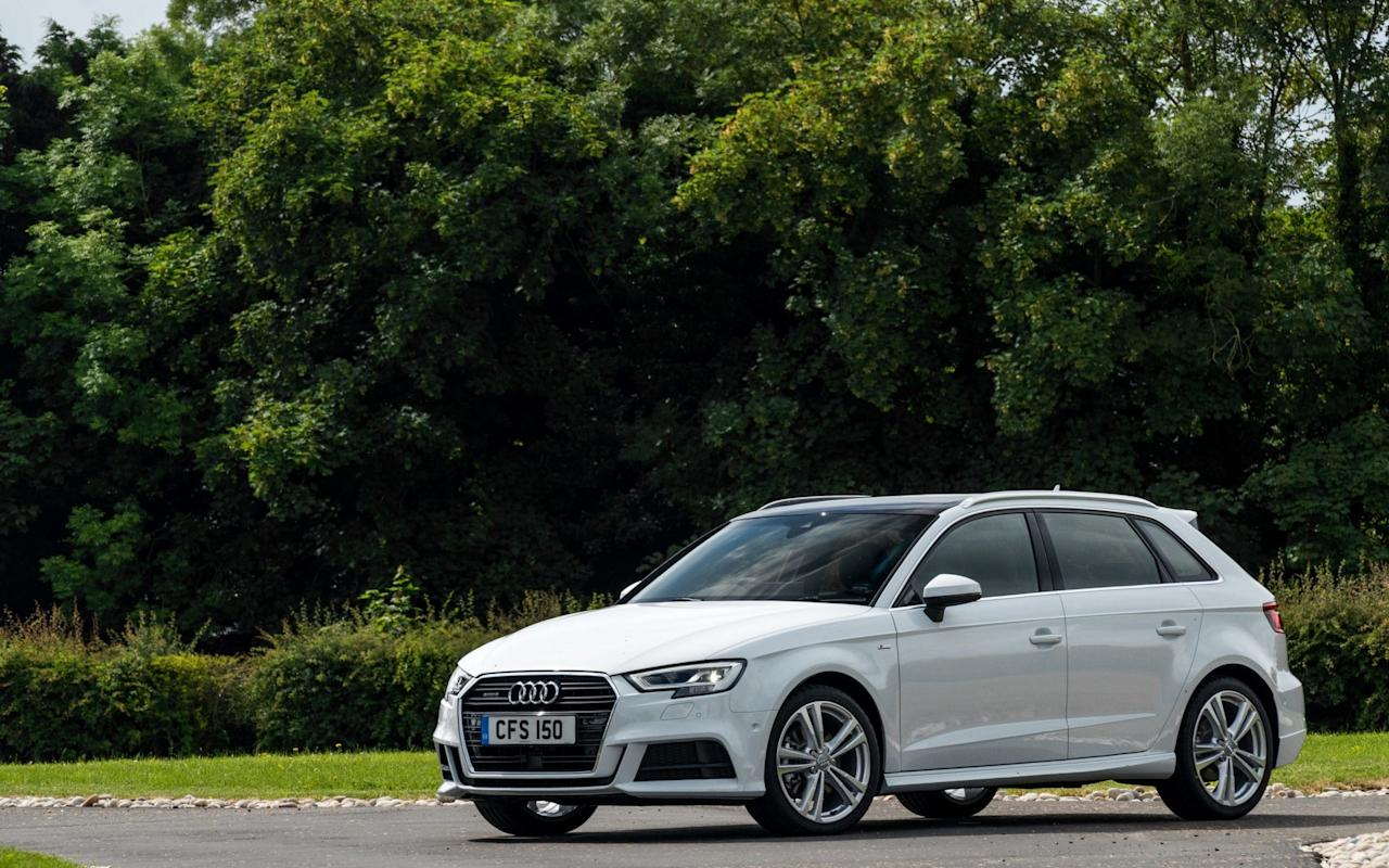 <p>Luxury Sedan, 2nd Place: 2012-2016 Audi A3 (The Telegraph) </p>