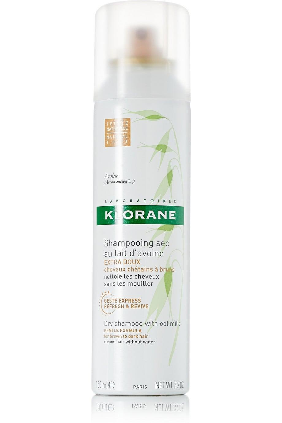 <p>This <span>Dry Shampoo With Oat Milk in Natural Tint</span> ($29) from cult-favorite French brand Klorane contains oat milk to hydrate while drying up all of that oil. Expect it to give you tons of volume without any stickiness.</p>