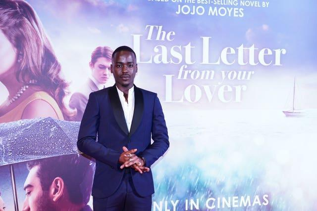 The Last Letter From Your Lover UK Premiere – London