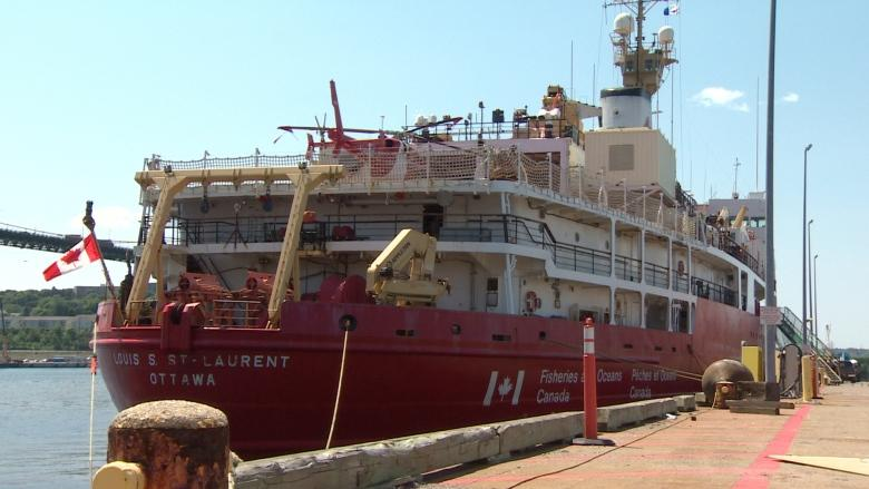 Researchers to set sail from Nova Scotia for the North Pole