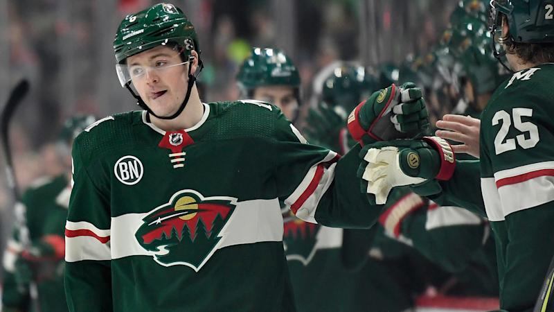 Wild Ryan Donato agree to 2-year deal after solid run to end season