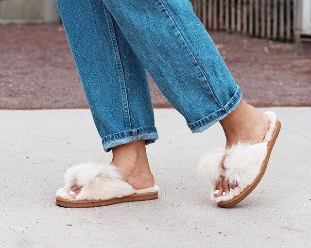 df1ca097cbb Ugg slippers are the perfect summer shoe — and they're on sale at Zappos