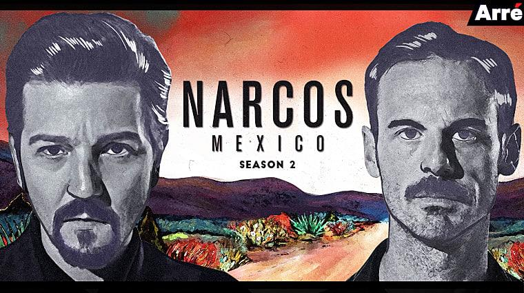 Narcos: Mexico Season 2 Refuses to Romanticise the Drug Business