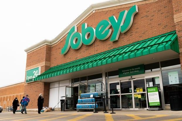 Sobeys ranked 44th out of the 50 companies graded and also received an F.