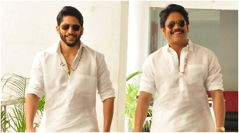 COVID-19 Outbreak: Nagarjuna and Naga Chaitanya Donate Rs 1 Crore 25 Lakhs for Daily Wage Earners of the Entertainment Industry