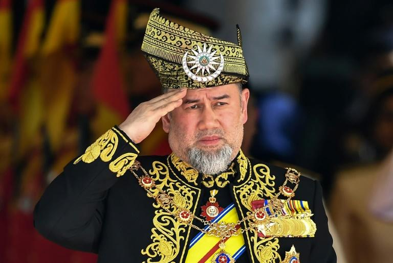 Malaysia's king abdicates: palace statement