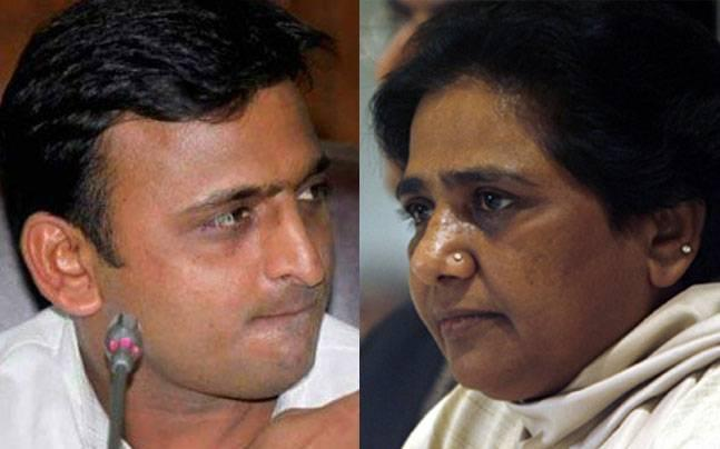 Akhilesh Yadav's Plan B: Join hands with Mayawati to avoid President's Rule in Uttar Pradesh