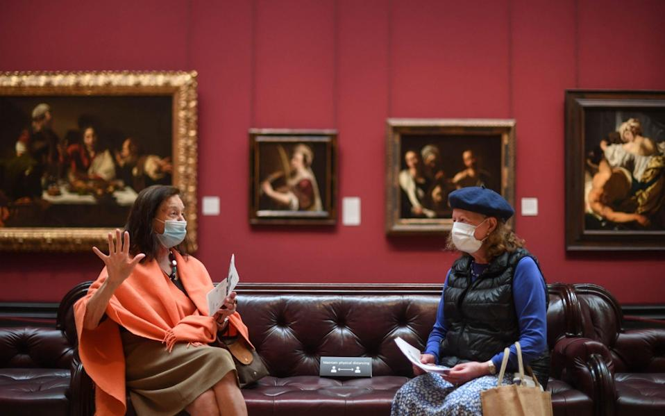 Can I go to a museum? What the tier system means for art lovers - Peter Summers