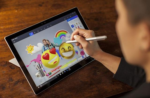Paint 3D in Windows 10 Creators Update