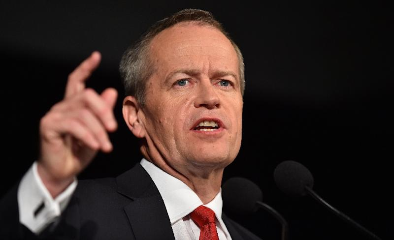 Leader of the Australian Labor Party Bill Shorten says he still supports the offshore processing of asylum-seekers on Nauru and in PNG but that refugees should not be left to languish in Pacific camps indefinitely