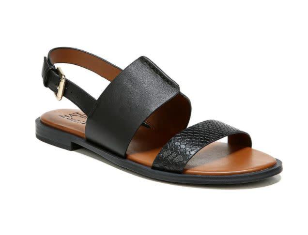 "Normally $89, these <a href=""https://yhoo.it/2VYSadQ"" rel=""nofollow noopener"" target=""_blank"" data-ylk=""slk:Natrulizer Fairfax Sandals"" class=""link rapid-noclick-resp"">Natrulizer Fairfax Sandals</a> are <a href=""https://yhoo.it/2VYSadQ"" rel=""nofollow noopener"" target=""_blank"" data-ylk=""slk:on sale for $30 at Nordstrom"" class=""link rapid-noclick-resp"">on sale for $30 at Nordstrom</a>."