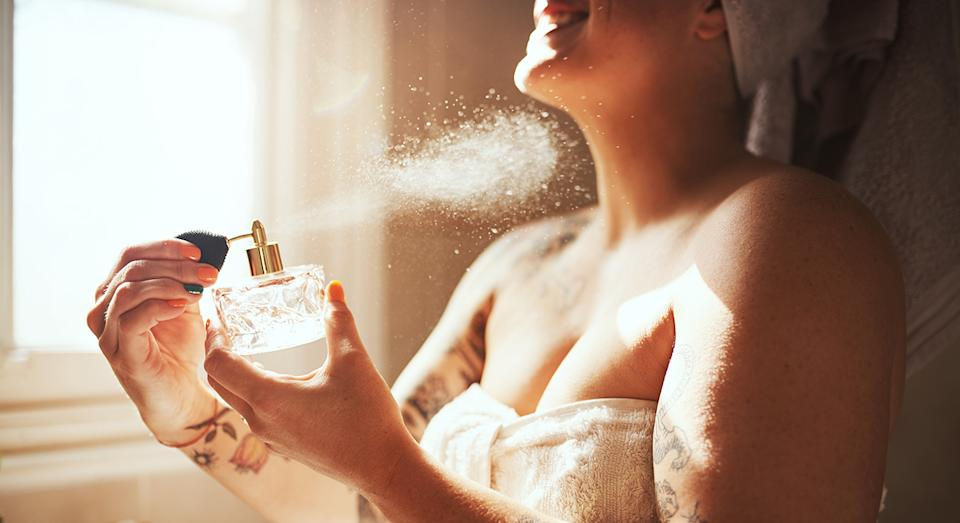 Amazon, The Perfume Shop, Boots and many more retailers have unmissable sales on fragrances for men and women.  (Getty Images)