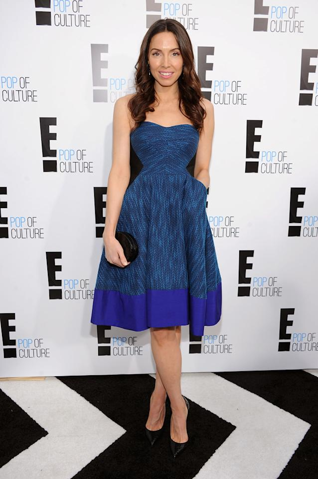 "Whitney Cummings (""Love You, Mean It"") attends E!'s 2012 Upfront event at Gotham Hall on April 30, 2012 in New York City."