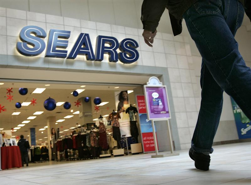 Sears and Kmart remove some Trump products online