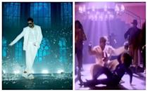 Apart from the catchy beats and lyrics, a highlight of the original Muqabla from the 1998 Tamil/Hindi bilingual, Kadhalan/Hum Se Hei Muqabla was Prabhu Deva's dancing skills – something that remains in the remake from Street Dancer 3D. However, the newer beats and lyrics do not stand up to the original one. The dance also lacks the character that the original Muqabla had. While the original song was composed by AR Rahman, the remade version was composed by Tanishk Bagchi.