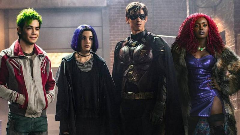Titans (Credit: DC/Warner Bros)